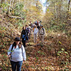 Rocky Fork Hike : At ten thousand acres, Rocky Fork is the largest remaining  unprotected piece of land in the Southern Appalachian mountains, and the Southern Appalachian Highlands Conservancy is  partnering with a number of organizations to protect it in perpetuity. We hiked about 6 miles through the beautiful trails. It was a gorgeous day and everyone really enjoyed themselves! 